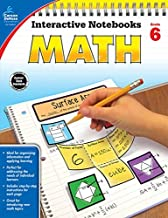 Math, Grade 6 (Interactive Notebooks) by Katie Kee Daughtrey (2016-01-04)