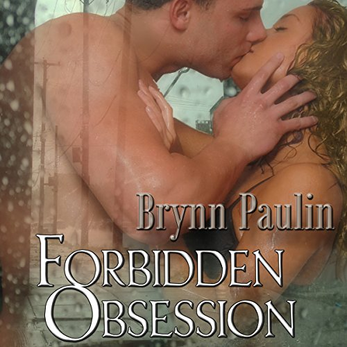 Forbidden Obsession audiobook cover art