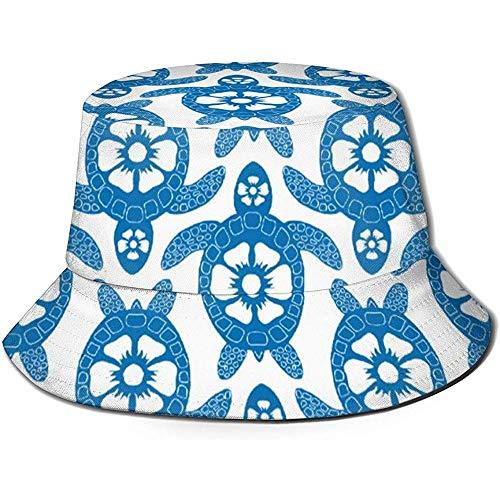 Unisex Outdoor Eimer Hüte breiter Krempe Sonnenschutz Fisherman Caps mit Kupferplatte Fassade Tough Element Pink Rose Gold