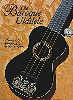 The Baroque Ukulele (Book/CD Package) - A Jumpin' Jim's Ukulele Songbook