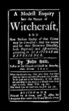 Best modest enquiry into the nature of witchcraft Reviews