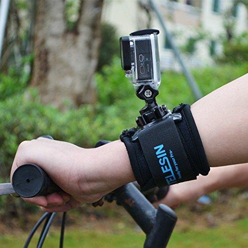 TELESIN 360 gradi braccio rotativo mano...