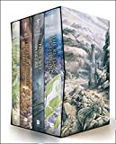 The Hobbit & The Lord of the Rings Boxed Set: Illustrated edition