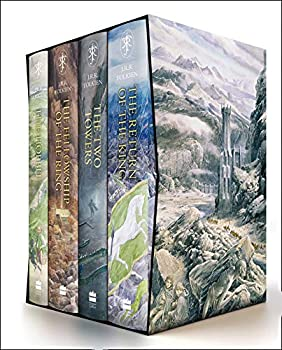The Hobbit & The Lord of the Rings Boxed Set  Illustrated edition