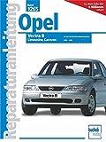 Opel Vectra B: 1.6-/1.8-/2.0-Liter-Benzinmotoren (Reparaturanleitungen)