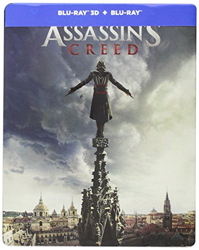 Assassin's Creed Steelbook [Blu-Ray]+[Blu-Ray 3D] [Region B] (IMPORT) (Keine deutsche Version)