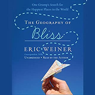 The Geography of Bliss cover art
