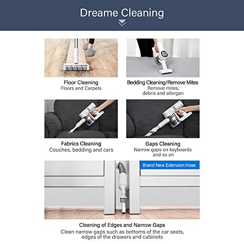 [-40 € at check-out] Dreame V10 Cordless vacuum cleaner