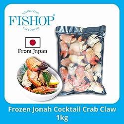 Fishop Frozen Jonah Cocktail Crab Claw