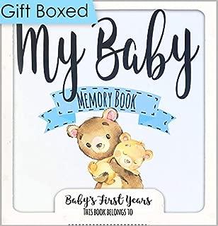 Best baby book keepsake Reviews