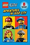 Adventures in LEGO City (LEGO City: Reader Boxed Set)