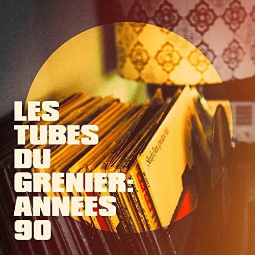 Tubes 90, Tubes des années 90, Tubes variété française