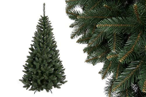 HOME 4U Albero di Natale Artificiale in Pino LIMBA 160 cm