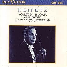 Elgar, Walton: Violin Concertos