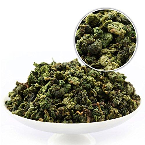 GOARTEA 50g (1.76 Oz) Organic Supreme Fujian Anxi High Mount. Strong Aroma Tie Guan Yin Tieguanyin Iron Goddess Chinese Oolong Tea