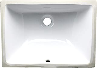 Amazon Com White Vanity Sink Tops Bathroom Sinks Tools Home