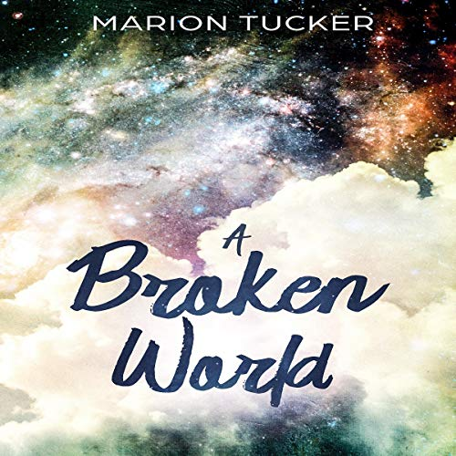 A Broken World audiobook cover art