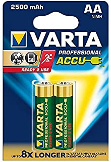 VARTA Professional Ready AA Mignon Akku 5716 2.600