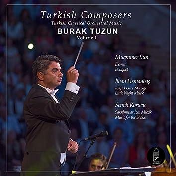 Turkish Composers - Volume 1