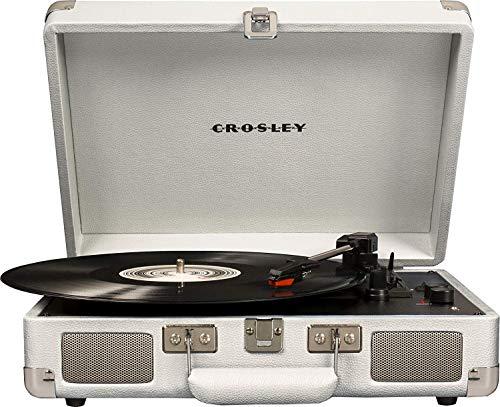 Tocadiscos Crosley Cruiser (White Sand) Deluxe