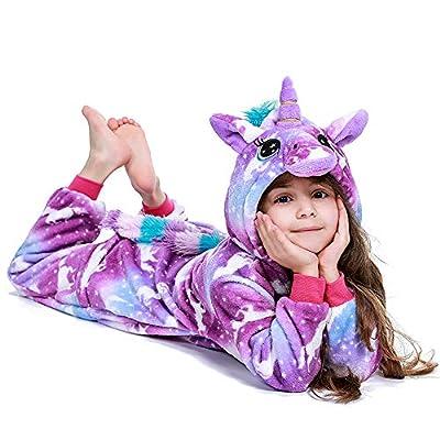 Niño Unicornio Onesies Unisexo Una Pieza Pijama Cosplay Disfraz Regalo para niñas