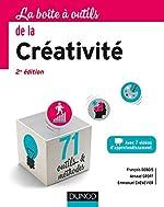 La Boîte à outils de la créativité - 2ed de François Debois