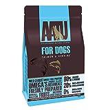 AATU 80/20 Comida Seca para perro, Salmón, Alto en proteínas, Receta libre de cereales, Sin ingredientes artificiales, 5 kg