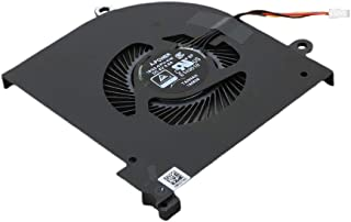 Power4Laptops Ventola GPU Sostituzione per Portatili Compatibile con MSI Gaming GS65 8RF Stealth Thin