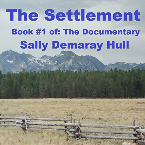 The Settlement audiobook cover art