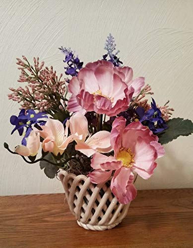 Faux Flowers Gift San Jose Mall Valentines for Spring Sweetheart or Fashion Mom B