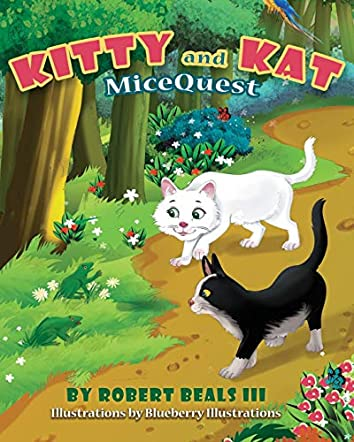 Kitty And Kat: MiceQuest