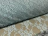 Kleiderstoff, elastisch, Blumenmuster, Spandex, Spitze,