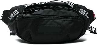 Toysdone Fanny Pack New II Travel Bum Bags Running Pocket for Men Women (Black)