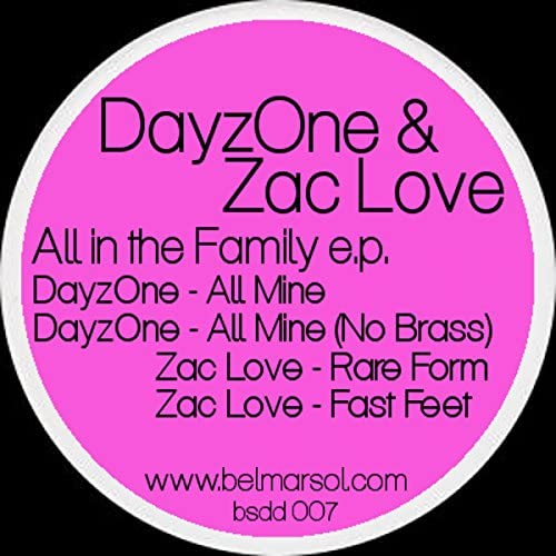 DayzOne & Zac Love