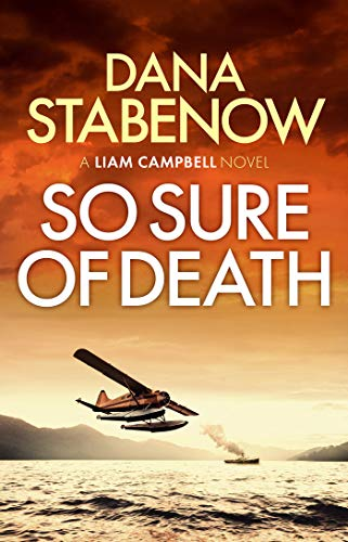 So Sure of Death (Liam Campbell Book 2) (English Edition)
