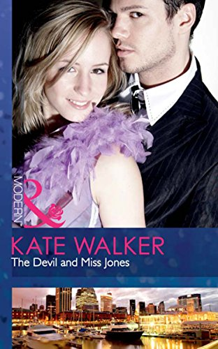 The Devil and Miss Jones (Mills & Boon Modern) (English Edition)