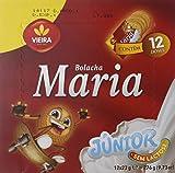 Vieira Galletas Aperitivos - Paquete de 12 x 300 gr - Total: 3600 gr