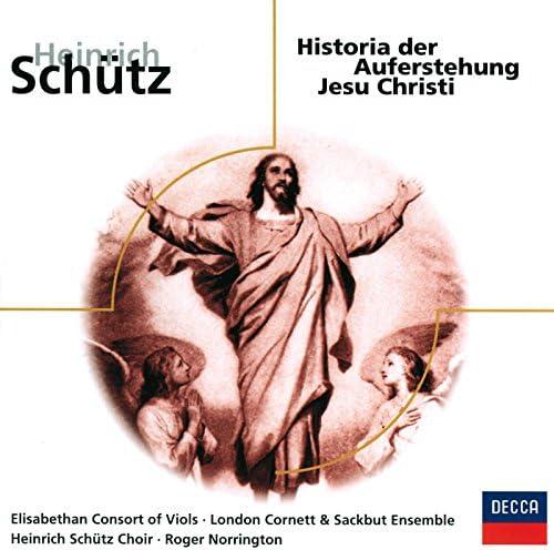 Sir Peter Pears, Heinrich Schütz Choir & Roger Norrington