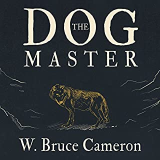 The Dog Master audiobook cover art