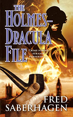 The Holmes-Dracula File 0765399075 Book Cover