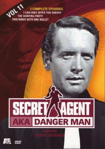 Secret Agent Aka Danger Man--vol 11