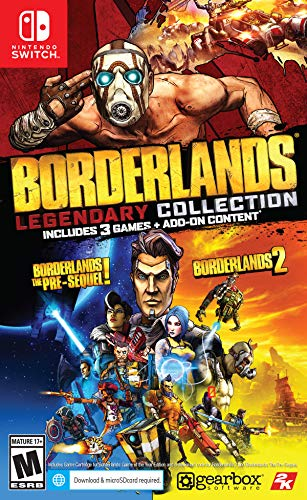 51XZvfgqpyL - Borderlands Legendary Collection