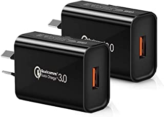 Australia 18W Quick Charge 3.0 Wall Charger, SAA RCM Approved Quick Charge 3.0 USB Wall Charger Portable Adapter(Quick Cha...