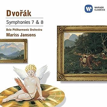 Dvorák: Symphony Nos 7 & 8