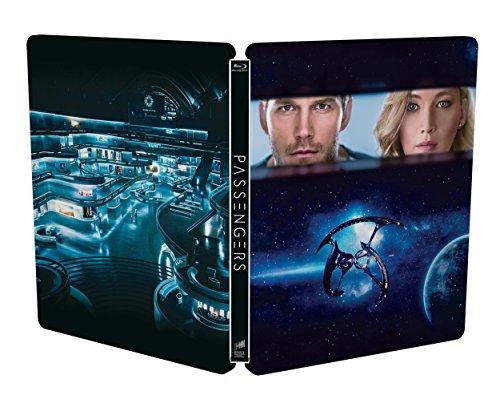 Passengers (Steelbook) (Blu-Ray)