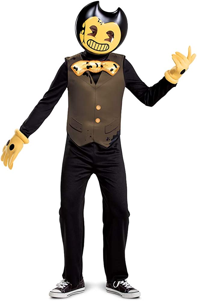 Bendy Costume for Kids Official Cost the Recommendation shipfree and Revival Dark
