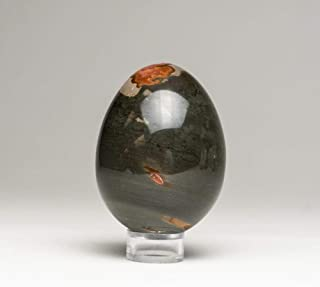 Astro Gallery of Gems Polished Polychrome Egg from Madagascar (335 Grams)