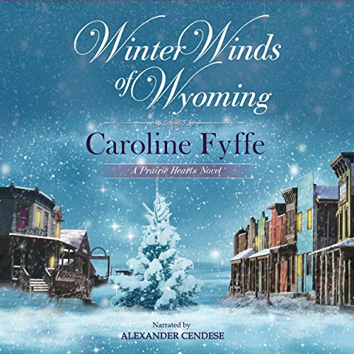 Couverture de Winter Winds of Wyoming