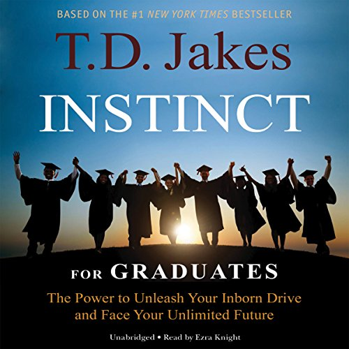 INSTINCT for Graduates cover art