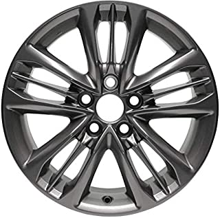 New 17 inch Replacement Alloy Wheel Rim Compatible With Toyota Camry 2015-2016 75171